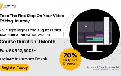 Introduction to Video Editing